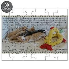 Hail Chickenfish Prayer Puzzle