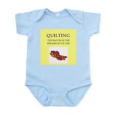 quilting Body Suit