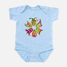 Masks Infant Bodysuit