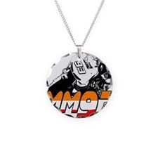 MM93bike Necklace