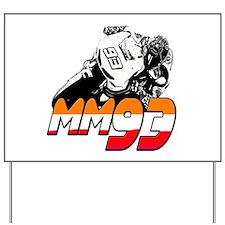 MM93bike Yard Sign