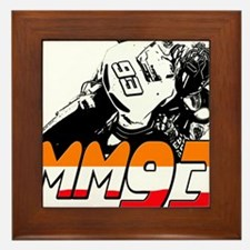 MM93bike Framed Tile