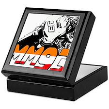 MM93bike Keepsake Box