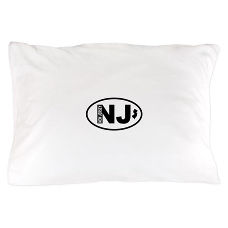 New Jersey Pillow Case