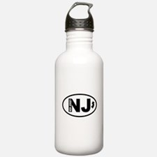 New Jersey Water Bottle