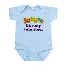Future Library Volunteer Infant Bodysuit