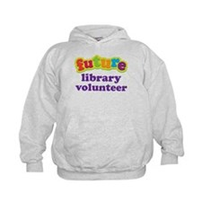 Future Library Volunteer Hoodie