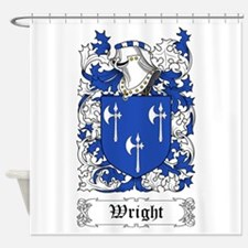 Wright Shower Curtain
