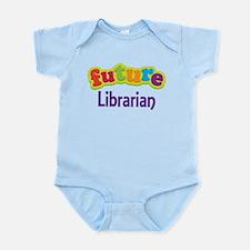 Future Librarian Infant Bodysuit