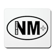 New Mexico Zia Mousepad