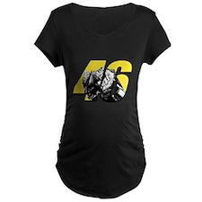 46bikeinside Maternity T-Shirt