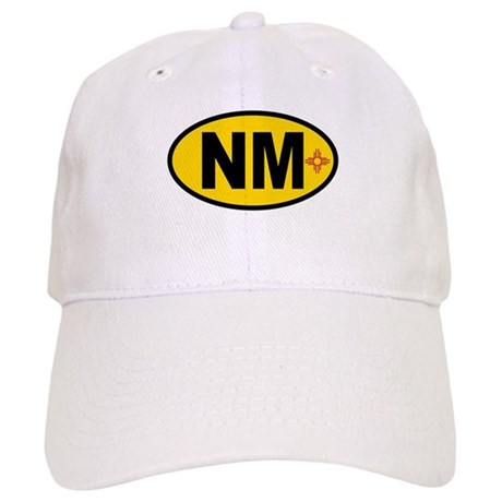 New Mexico Flag Baseball Cap
