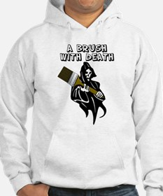 Brush with Death Hoodie