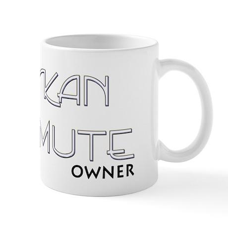 Alaskan Malamute Owner Mug