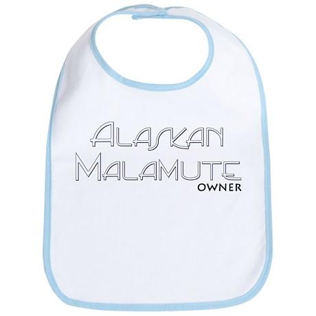 Alaskan Malamute Owner Bib