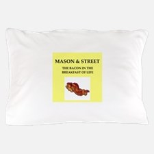 mason and street Pillow Case