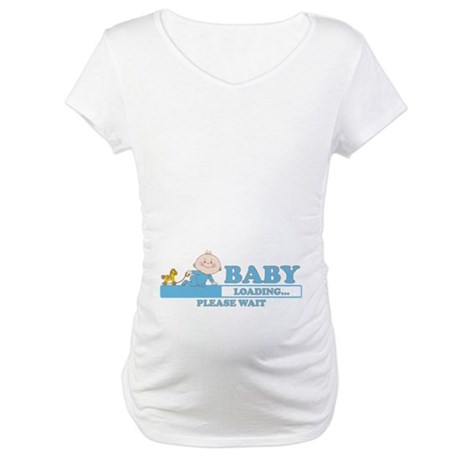 Baby Loading Maternity T-Shirt