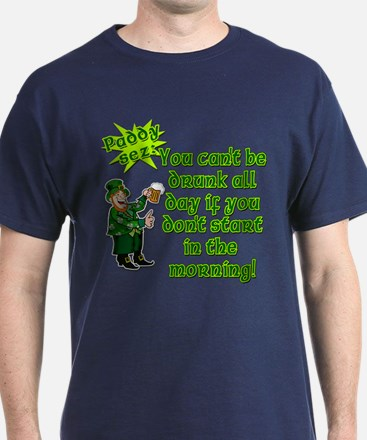 Funny Drinking Quote T-Shirt