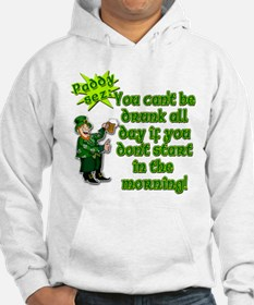 Funny Drinking Quote Hoodie