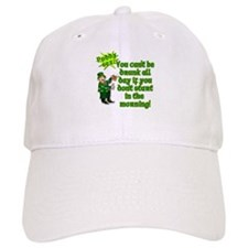 Funny Drinking Quote Baseball Cap