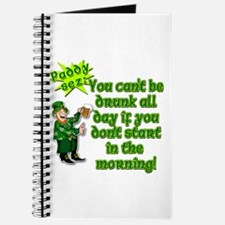 Funny Drinking Quote Journal