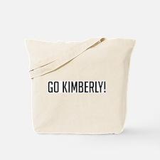 Go Kimberly Tote Bag