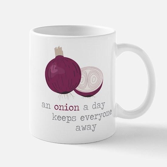Keep Away Mug