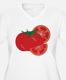 Tomato Plus Size T-Shirt