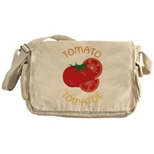 Tomato Messenger Bag