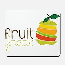 Fruit Freak Mousepad
