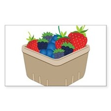 Mixed Berries Decal