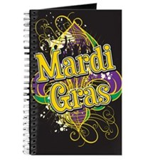 Mardi Gras Design B Journal