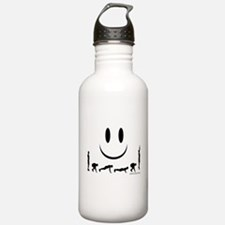 Yes, burpees again Water Bottle