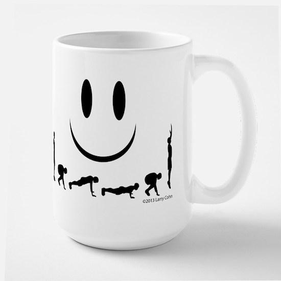 Yes, burpees again Mug