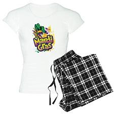 Mardi Gras Design C Pajamas