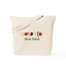 Shish Kabob Tote Bag