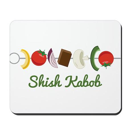 Shish Kabob Mousepad