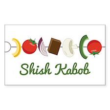 Shish Kabob Decal