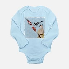Focus Long Sleeve Infant Bodysuit