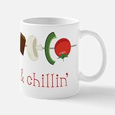 Grilin' & Chillin' Mug