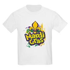 Mardi Gras Design D T-Shirt