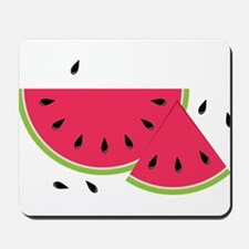 Watermelon Slice Mousepad