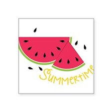 Summertime Sticker