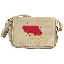 Summertime Messenger Bag