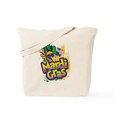 Mardi Gras Design C Tote Bag