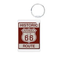 Amboy Route 66 Keychains
