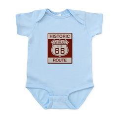Amboy Route 66 Body Suit