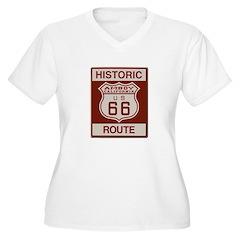 Amboy Route 66 Plus Size T-Shirt