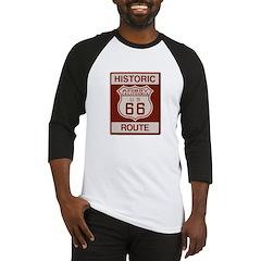 Amboy Route 66 Baseball Jersey