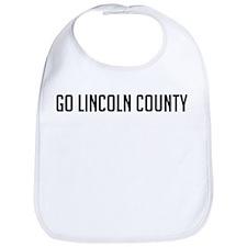 Go Lincoln County Bib